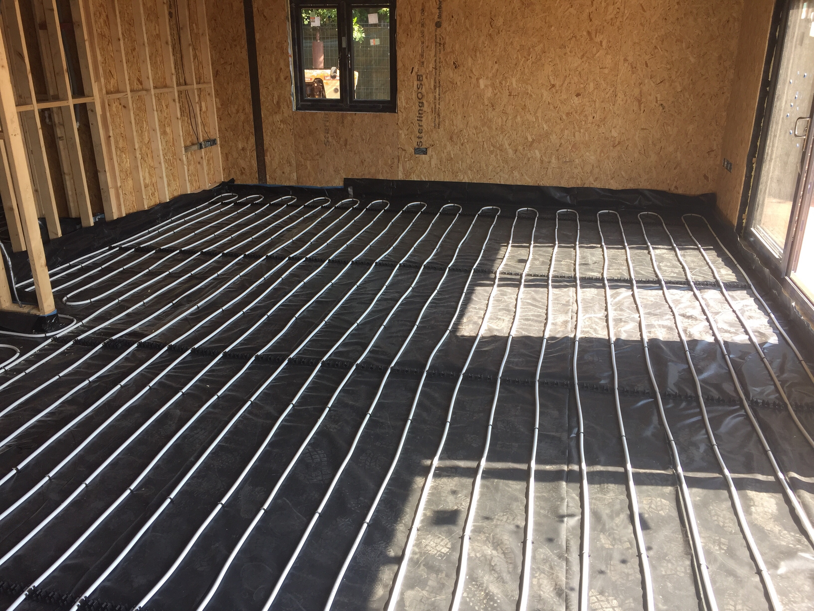 General information about underfloor heating: a selection of sites